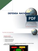 Defensa Nacional Generalidades