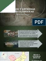 Unidad 2 Mitos y Leyendas Precolombinas - Mariana Sánchez Orozco
