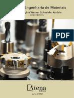 Ebook Ciência e Engenharia de Materiais