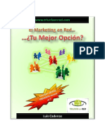 El marketing en red ¿Tu mejor opción?