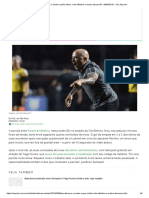 Pênalti Para o Santos Expõe Árbitro, Irrita Athletico e Motiva Discussão - 08-09-2019 - UOL Esporte