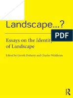 Is Landscape Infrastructure (1)