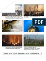 Land Pollution is the Deterioration of the Earth