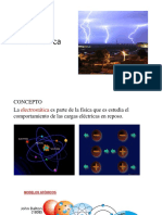 Clase Electrostática