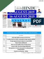 15th and 16th Aug 2019 -Handwritten Notes - Shankar IAS Academy.pdf