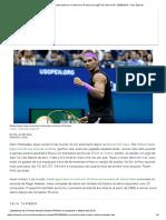 Nadal Evita Virada Histórica e é Tetra Do US Open Em Jogão de Mais de 4h - 08-09-2019 - UOL Esporte