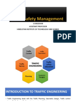 Road Safety Management - Amudhan