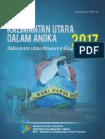 Provinsi Kalimantan Utara Dalam Angka 2017