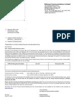 Detailed E Voting Procedure RCOM