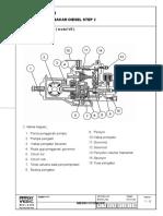 Pompa Distributor 1 ( Model VE )