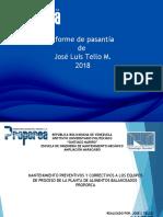 Presentacion Pasantias Jose Tello