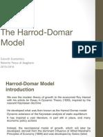 5. Harrod Domar Model .pdf
