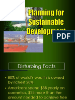 1 Planning for Sustainable Devt