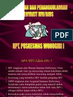 HIV AIDS pp