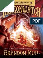 Brandon Mull - Dragonwatch 1
