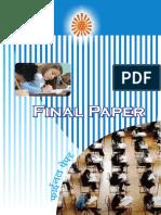 16. Final Paper