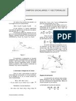 Campos Escalares y Vectoriales