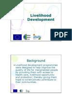 E. M. Abeyrathne - Livelihood Development