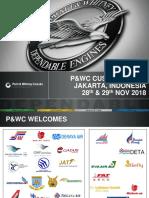 PW100 Conference Presentation Jakarta 2018