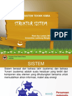 2 Struktur Sistem