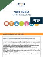 WEC India Energy Handbook 2019
