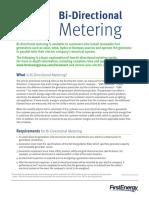 net meter working
