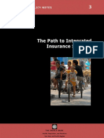 The Path to Integrated Social Health Insurance