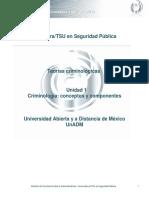 UNIFICADA TEORIAS CRIMINOLOGICAS