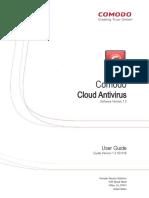 Cloud Antivirus Software