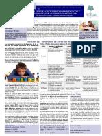 Poster-Análisis de Los Criterios Diagnósticos y Tratamientos Actuales en Niños Con Trastorno de Espectro Autista.