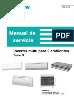SiSBE12-519 - Inverter Multi for - Rooms - Series_Service Manuals_Spanish