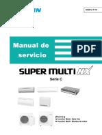 Super Multi NX_Serie C- SISBE12-411A_Service Manuals_Spanish