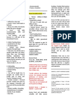 Reference PSO - Important Key Points
