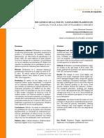 Articulo 71 Irene Hermoso Analisis Clinico de La Voz en Cantaores Flamencos