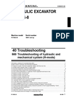 PC78US-8 Troubleshooting of Hydraulic System (H-Mode).pdf