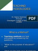 Teaching Methods