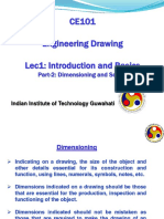 CE101 Lec1 Introduction and Basics_Part2_Dimensioning and Scales