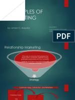 Principles of Marketing Ch-2