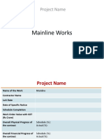 Mainline Format