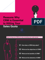 CRM Is Important For Boosting Sales