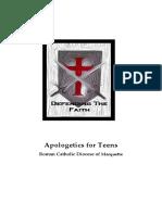 Defending the Faith Book