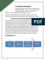 Green Business Management.docx