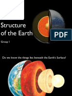 The Internal Structure of the Earth
