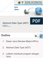 02. Basic Java Dan ADT