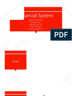 Group 1 Financial System