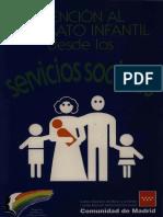 Atención al maltrato infantil desde servicios sociales
