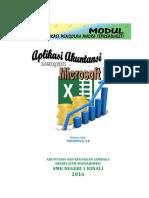 Aplikasi Akuntansi Dengan Microsoft Excel
