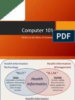 Lec 1 Computer 101