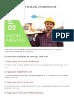 Vagas de emprego do dia 02 de Setembro de 2019 (114 VAGAS) - MMO.pdf