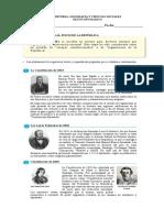 Guia 6to. Ensayos Contitucionales y Constitucion de 1833